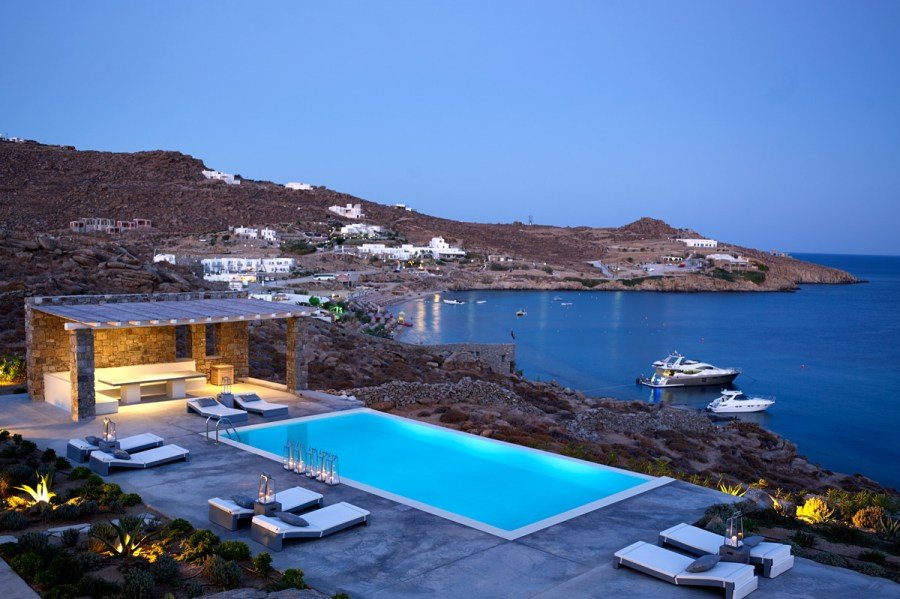 Villa Crystal, Mykonos, Greece