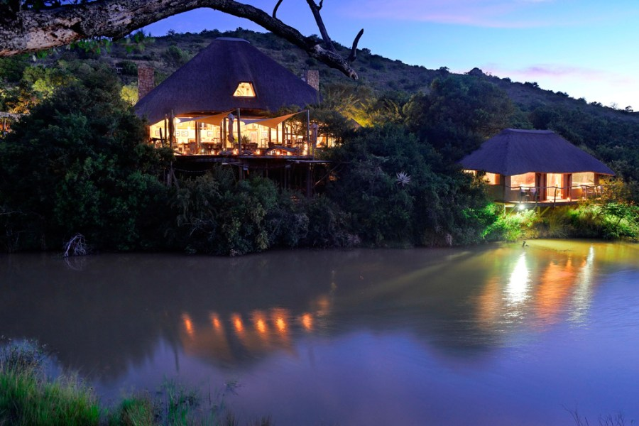Bayethe Luxury Tented Lodge - Shamwari Game Reserve