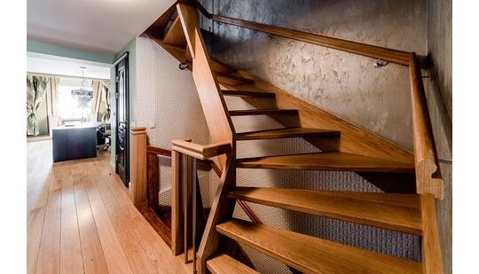Old Line Classic 010 Stairs By K Len Ltd Wood Stairs Ambista | Wood And Stairs Ltd | Steel | Stair Railing | Baluster | Spindles | K Len