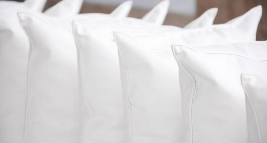 pillow filling lines by masias