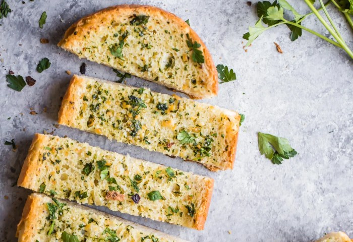 The Best Garlic Bread Youll Ever Eat Ambitious Kitchen