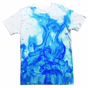 Sublimation Printing on T Shirts