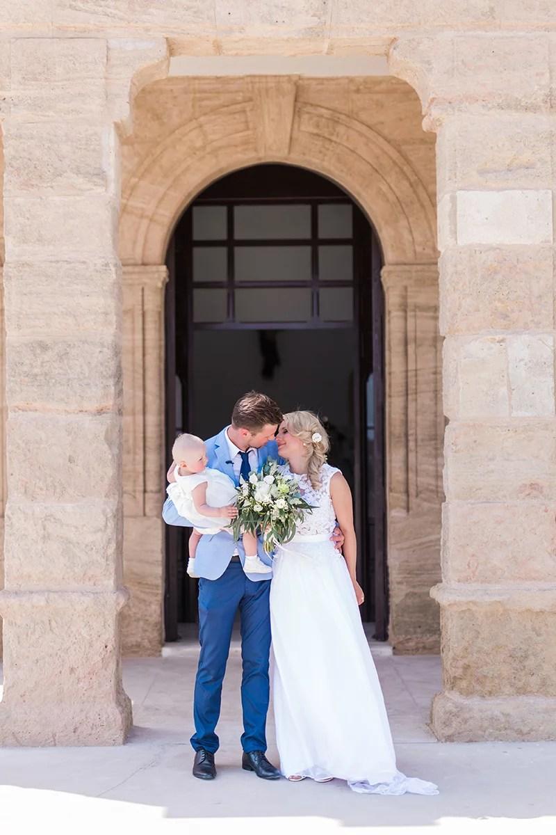 Hochzeit zur zweit