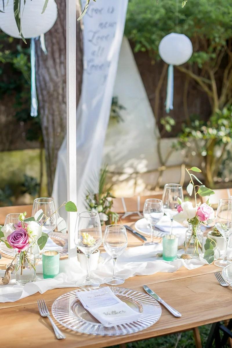 Kleine Und Intime Hochzeit Am Strand In Spanien Ambrosia Wedding