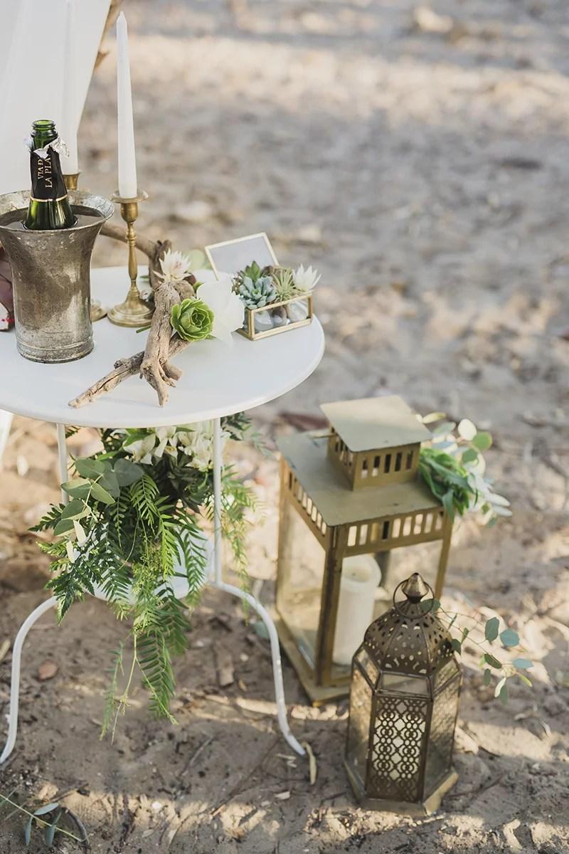 Entspannte Hochzeit Zu Zweit Am Strand In Spanien