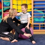 Physiotherapie für Kinder