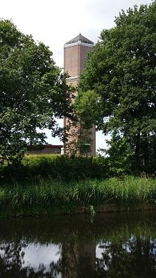 Wandelen over het Grebbeliniepad in Leusden