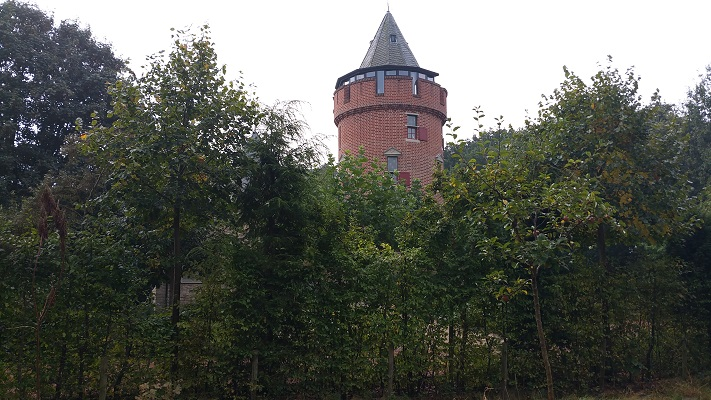 Wandelen over het Groot Frieslandpad in Bellingwolde