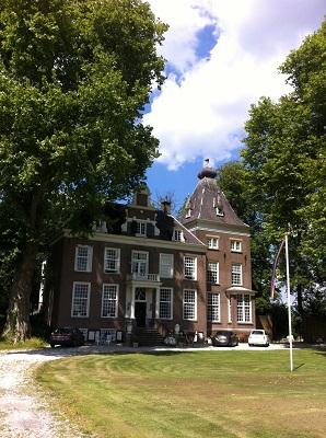 Hof van Twello in dagwandeling Twellose Landgoederen over het Hanzestedenpad