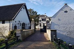 Landgoed Doddendael op een wandeling over het Maas- en Peelliniepad