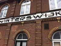 Station Winterswijk op een wandeling van Ratum naar Winterswijk over het Noaberpad
