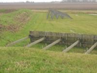 Schokland op een wandeling over het Pionierspad van Schokkerhaven naar Vollenhoven