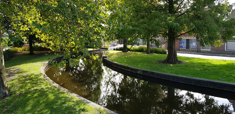 Wandelen over het Romeinse Limespad in Zoeterwoude-Dorp