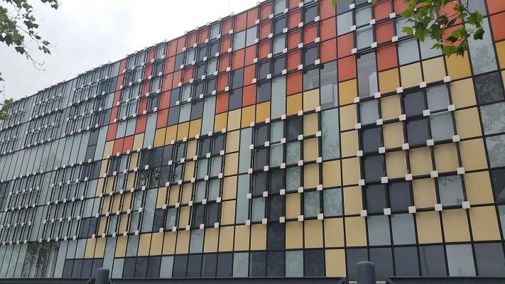 Verkadefabriek tijdens wandeling Hedendaagse Architectuur in Den Bosch