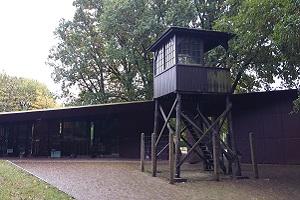 Wandelen over het Westerborkpad bij kamp Amersfoort