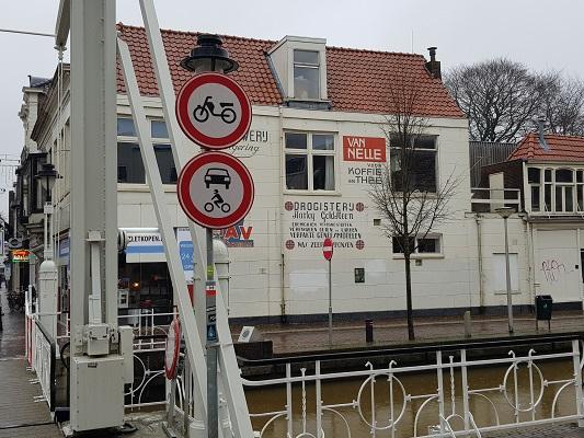 Meppel tijdens wandeling over het Westerborkpad van Hoogeveen naar Meppel