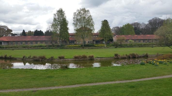 Wandelen over het Westerborkpad in Nijkerk