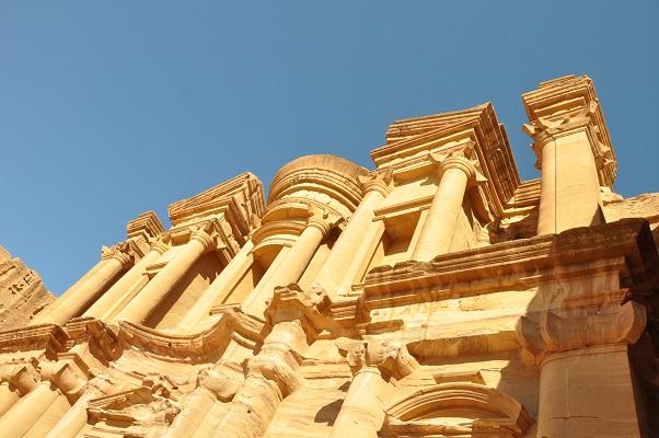 Immense en mysterieuze Petra tijdens een wandelreis van SNP door Jordanië