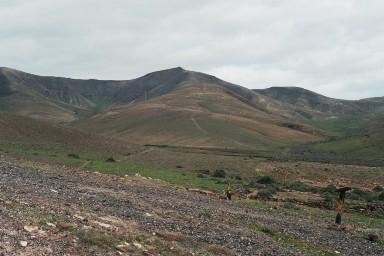 Montana Blanca tijdens een wandelvakantie op Canarisch Eiland Lanzarote