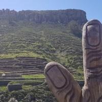 Naar het hoogste punt van La Gomera en de tafelberg La Fortaleze