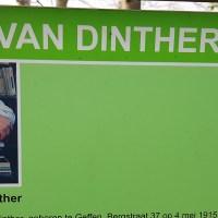 Ivo van Dintherpad - Geffen - Langs gedichten van een dichter, pastoor, leraar en lector