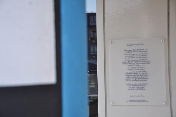 Wandelen Uden in 16 kunstwerken en 29 gedichten van Maarten van de Elzen