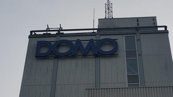 Wandelen over het Westerborkpad van Hooghalen naar Beilen bij DOMO-fabriek