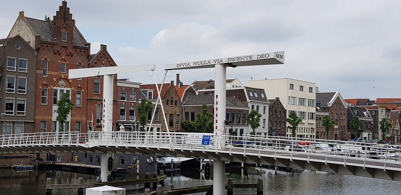 NS-wandeling Rotterdam Maasstad in Delfshaven