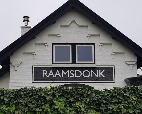 Wandeling over het vernieuwde Waterliniepad van Woudrichem via voetveer naar Slot Loevestein bij voormalige station Raamsdonk