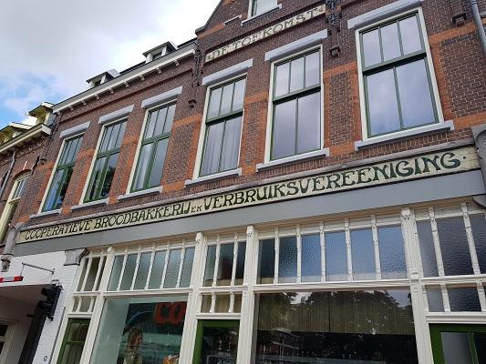 Wandelen buiten de binnenstad van Nijmegen over het Groesbeekpad naar Groesbeek in wqijk Bottendaal