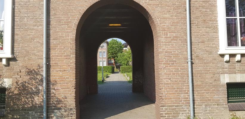 Wandeling met de gids van Gegarandeerd Onregelmatig Buiten de binnenstad van Nijmegen over het Wijchenpad