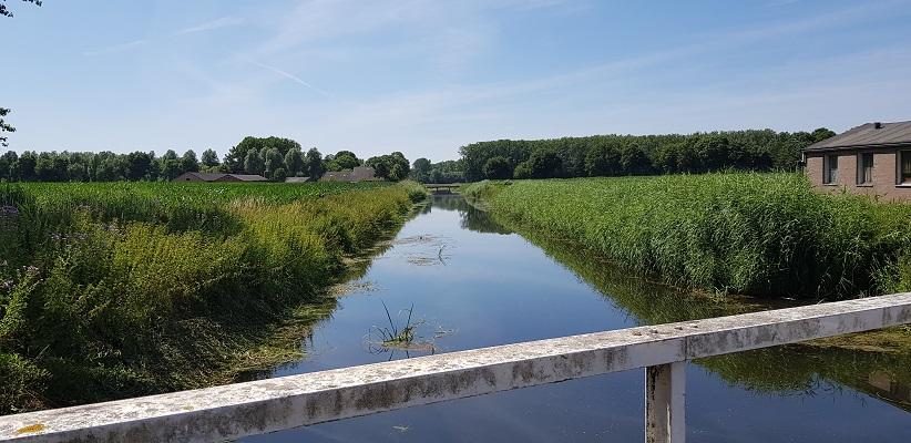 IVN-wandeling Ommetje Laverdonk Dinther langs riviertje de Aa