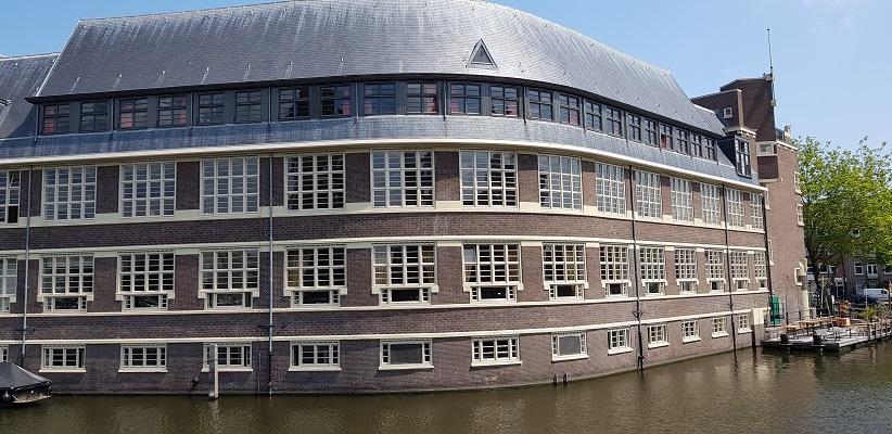 Wandeling door de binnenstad van Amsterdam in Oud-West bij het Sieraad