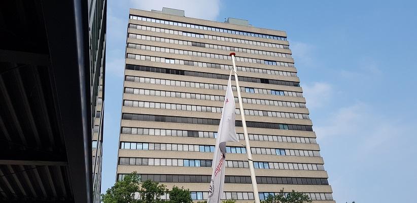 Wandeling buiten de binnenstad van Nijmegen van Gegarandeerd Onregelmatig over het Goffertpad bij de Universiteitscampus