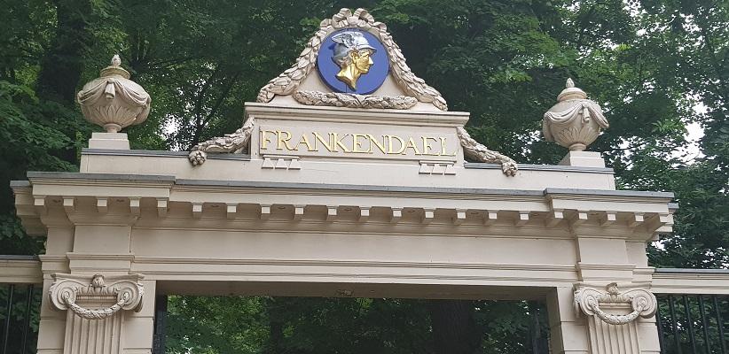 Wandelen buiten de binnenstad van Amsterdam van Gegarandeerd Onregelmatig bij Frankendael