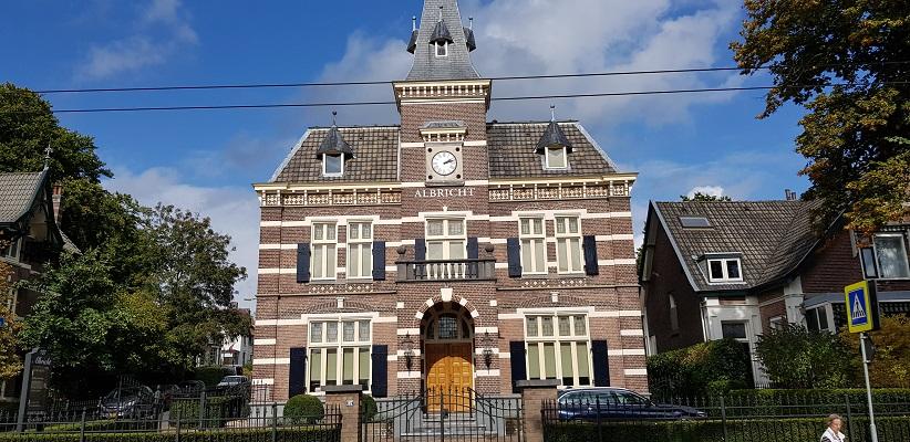 Albricht in Arnhem