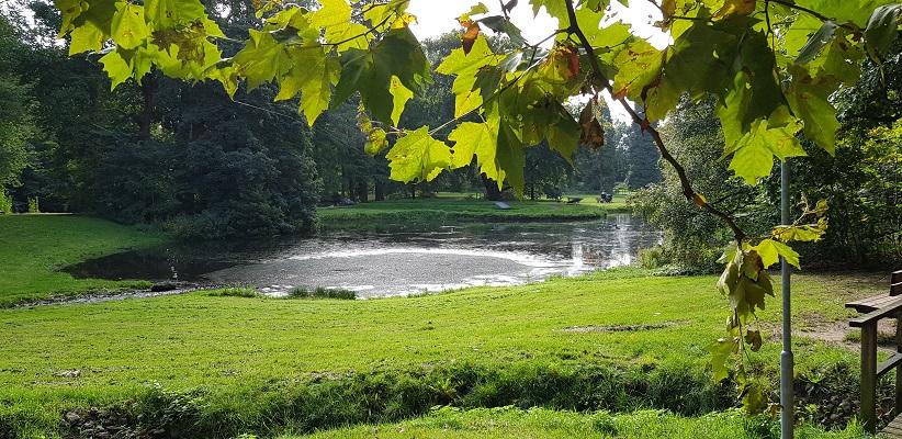 Park Regina Pacis in Arnhem