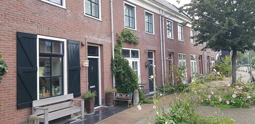 Wandelen buiten de binnenstad van Arnhem van Gegarandeerd Onregelmatig over het Vinexpad in de Schutgraaf