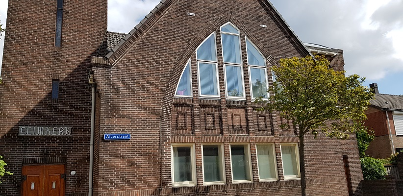 Wandeling buiten de binnenstad van Rotterdam over het Heiplaatpad