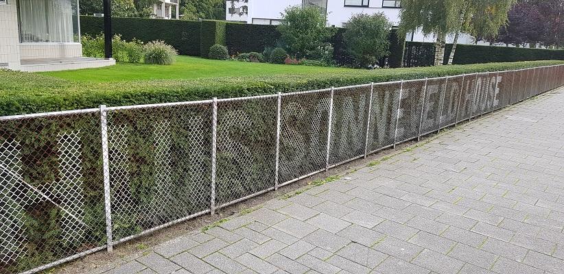 Sonneveldhuis tijdens wandeling Creative Crosswalks Rotterdam