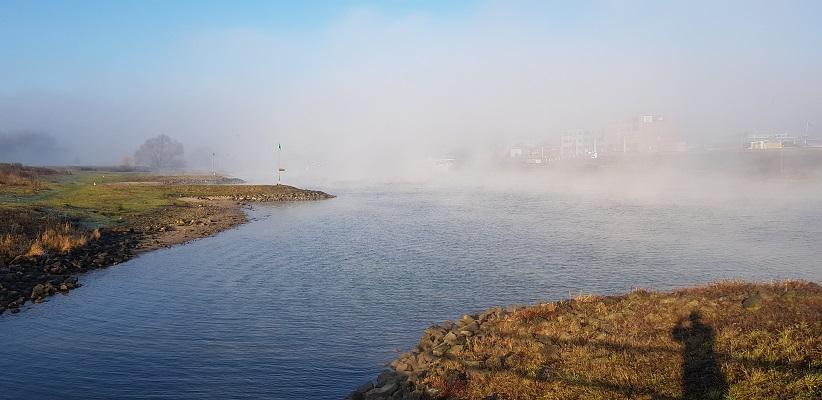 Wandeling over het Dijkenpad in Arnhem van Gegarandeerd Onregelmatig langs de Rijn