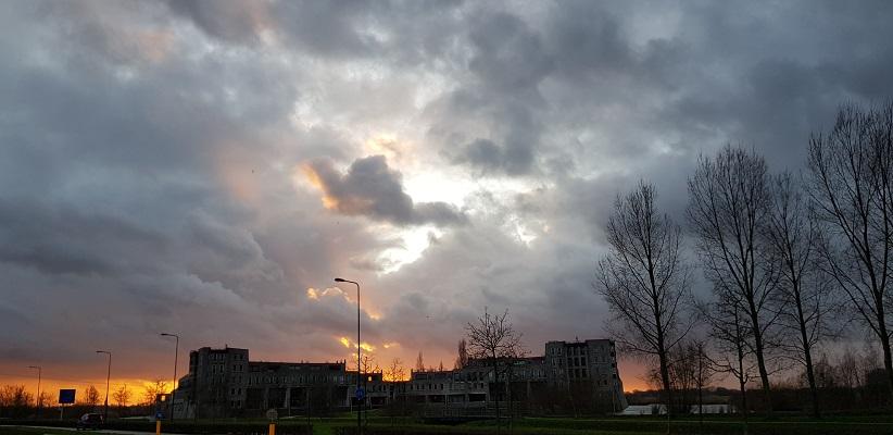 Wandeling in Vinexwijk Haverleij bij Engelen Den Bosch