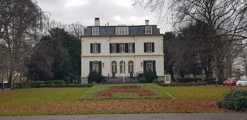 Wandeling over het Romeinse Limespad van Leiden naar Voorburg