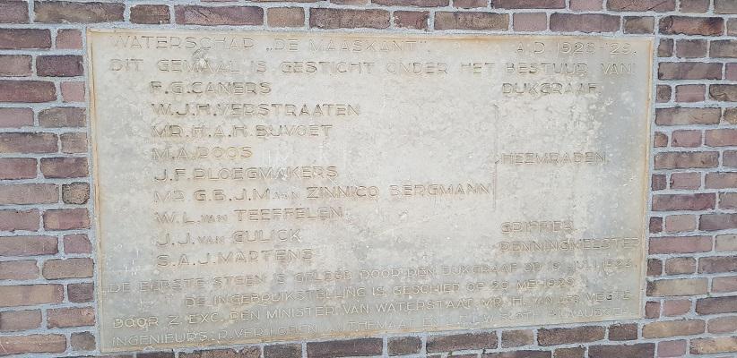 Wandeling Wandelweetjes Grave bij ghet van Sassegemaal
