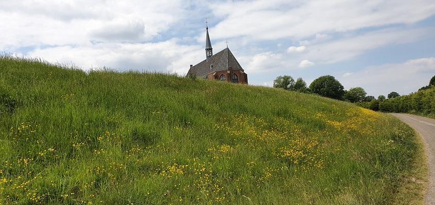 Ommetje Kruisherenklooster Sint Agatha