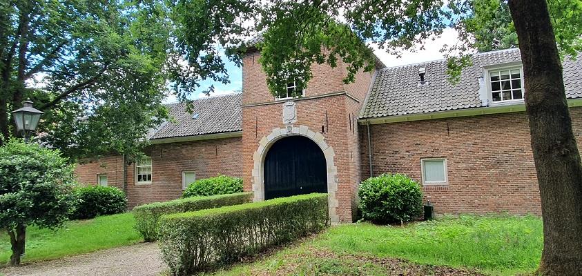 Wandeling over Trage Tocht Amerongen bij landgoed Zuylenstein