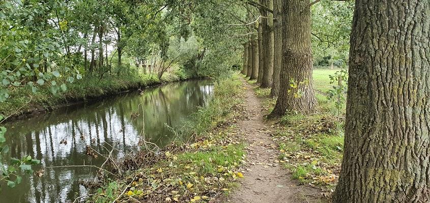 Wandeling over Ommetje Sint-Oedenrode in het Dommeldal