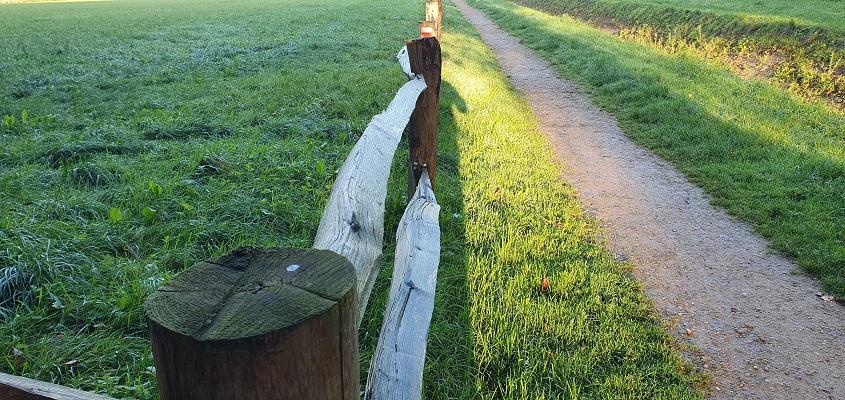 Wandeling over Trage Tocht Hemmen