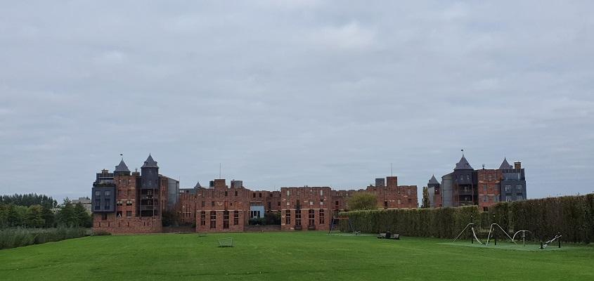 Wandeling in de omgeving van Den Bosch, Haverleij en Engelermeer, bij vinexwijk Haverleij