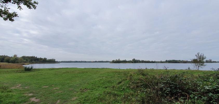 Wandeling in de omgeving van Den Bosch, Haverleij en Engelermeer